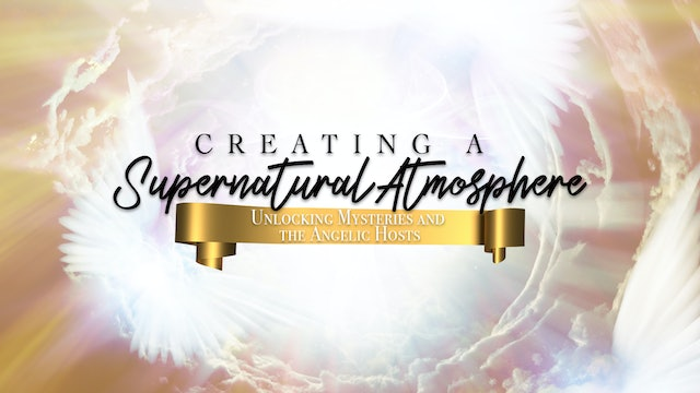 Supernatural Atmosphere (5/15) - Kent Mattox
