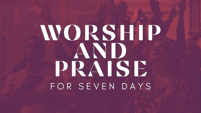 Praise and Worship (01/21)
