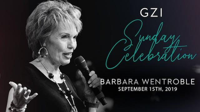 Celebration Service (9/15) - Barbara ...