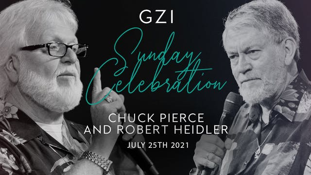 Celebration Service (07/25) - Chuck P...