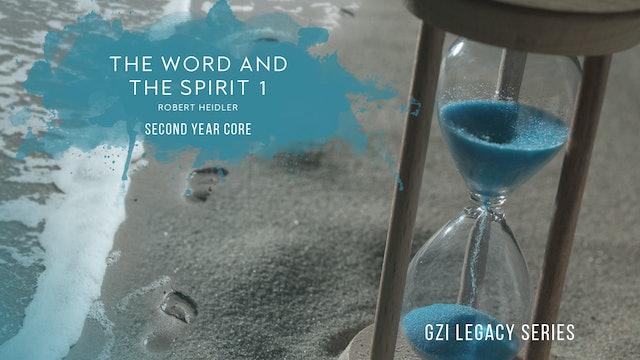 03 - Robert Heidler - Understanding the Word