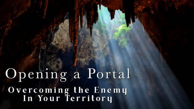 Opening a Portal