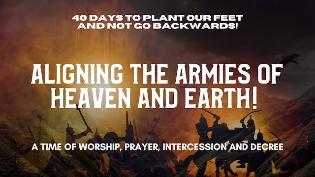 Aligning the Armies of Heaven and Ear...