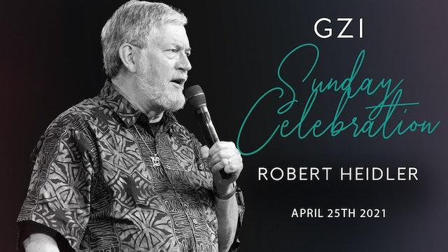 Celebration Service (4/25) - Robert Heidler: Jesus' First Miracle