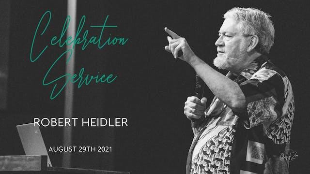 Celebration Service (8/29) - Robert H...