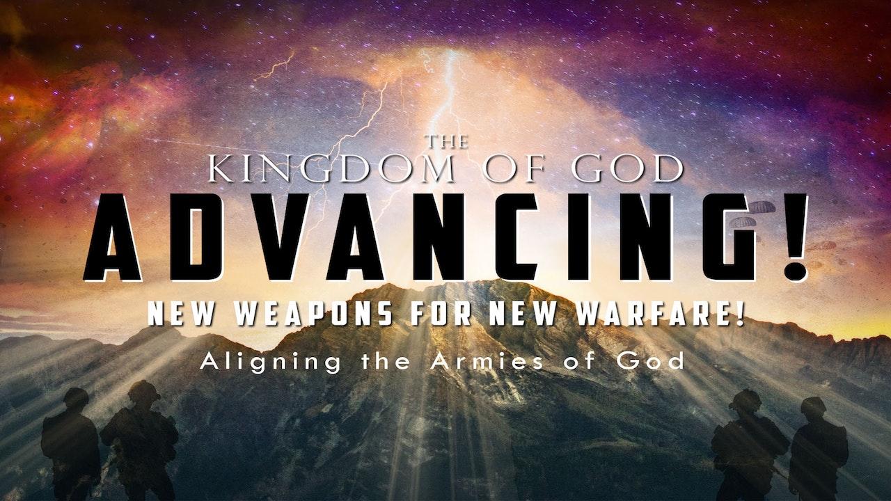 The Kingdom of God Advancing