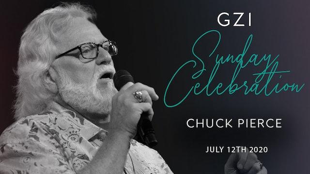 Sunday Celebration Service (07/12) - Chuck Pierce