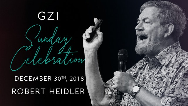 Celebration Service (12/30) - Robert Heidler: Finishing the Old Year Well