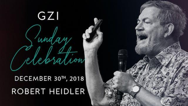 Celebration Service (12/30) - Robert ...