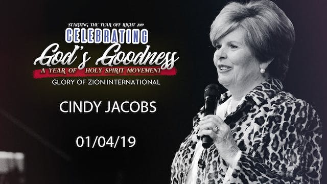 Cindy Jacobs