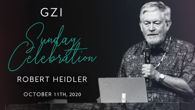 Celebration Service (10/11) - Robert Heider