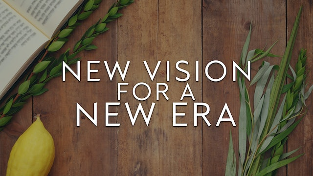 New Vision (10/17) - Chuck Pierce