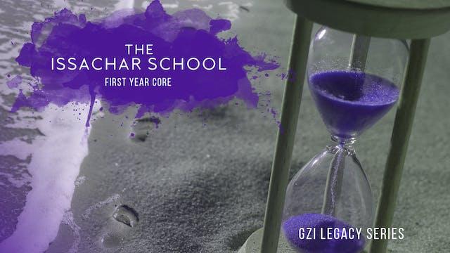 Issachar Year One