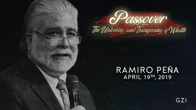 Passover 5779 - Session 2 (4/19) - Ramiro Peña