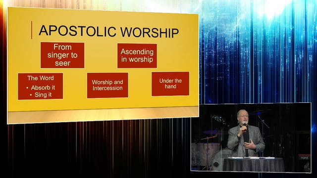 Foundations of Apostolic Worship - Jo...