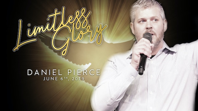 GOZ Jerusalem - Limitless Glory (6/06) - Daniel Pierce