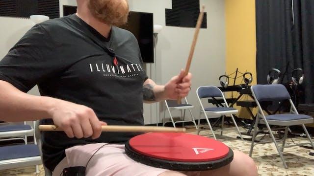 Drum Exercise