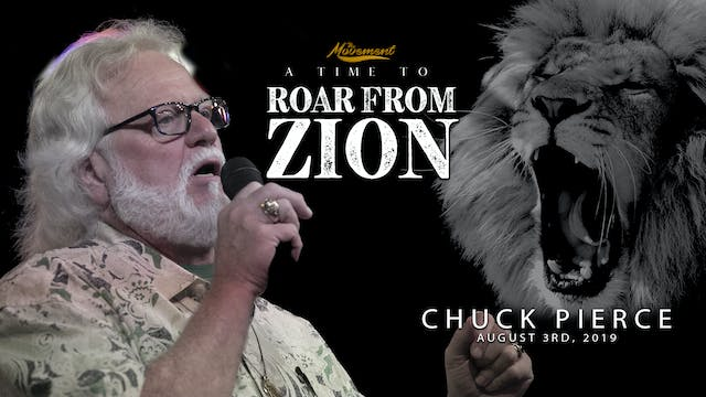 A Time to Roar From Zion - Saturday M...