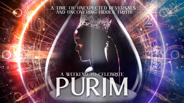 Purim: Born For A Time