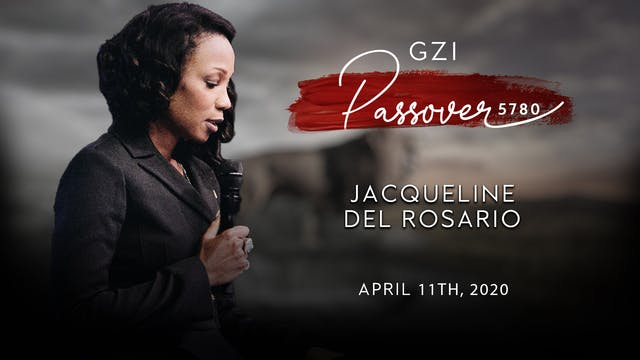 Passover 2020 - (04/11) - Jacqueline ...