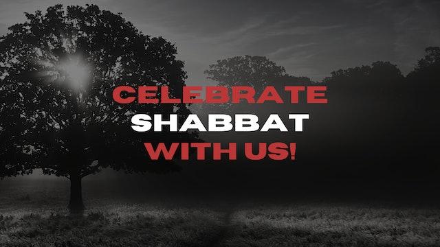 Shabbat Service (06/18) - 6PM