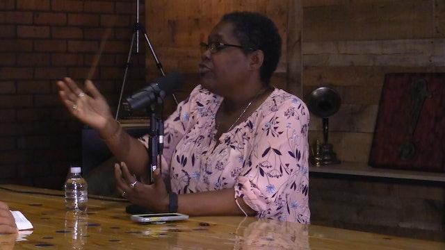 All Things - Episode 9.1 Joshua Awbrey & Deborah Drake
