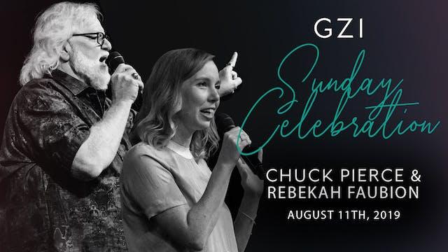 Celebration Service (8/11) - Chuck Pi...