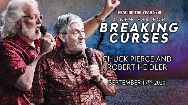 Head of the Year 5781 (9/17) - Chuck Pierce and Robert Heidler