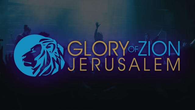 GOZ Jerusalem Sunday Gathering (7/21)