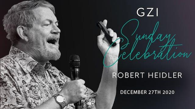 Celebration Service (12/27): Robert H...