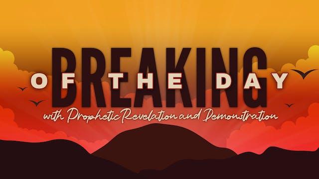 Breaking of the Day (5/01) - Tom & Ja...