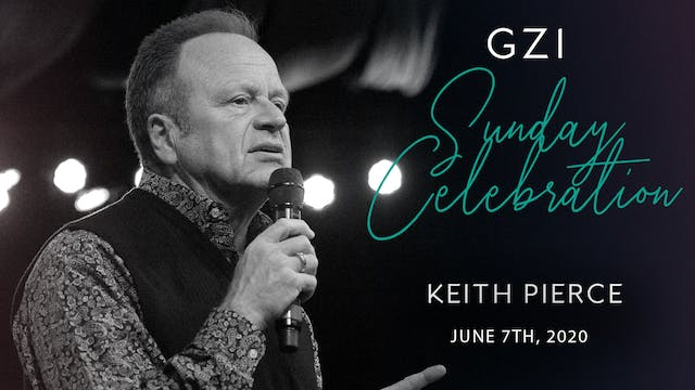Celebration Service (6/07) - Keith Pi...