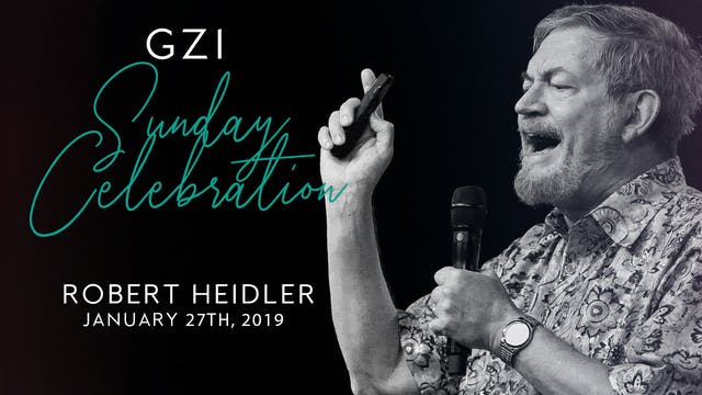 Celebration Service - (01/27) - Rober...