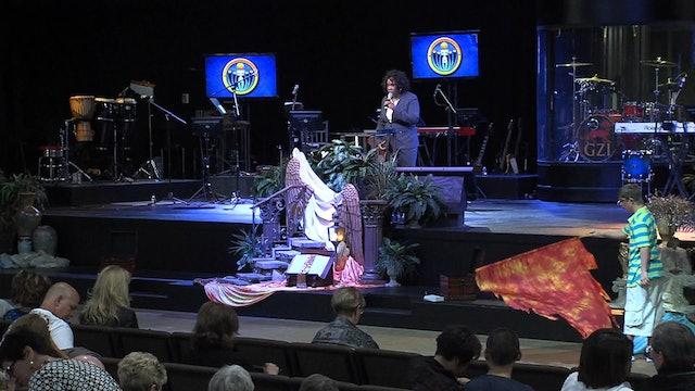KFI - Perception: How to See the Spirit of God - Venner Alston