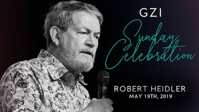Celebration Service (5/19) - Robert H...