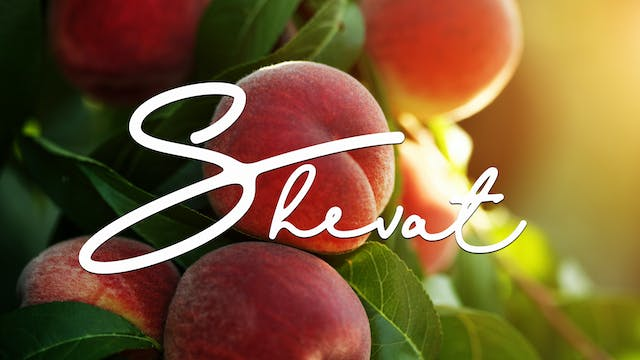 Firstfruits Shevat - 5781 - January 1...