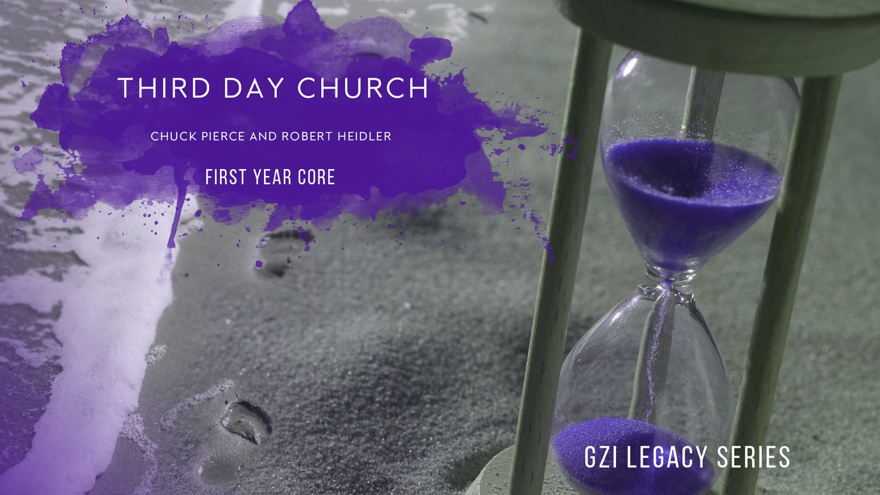 Issachar Year One: The Third Day Church