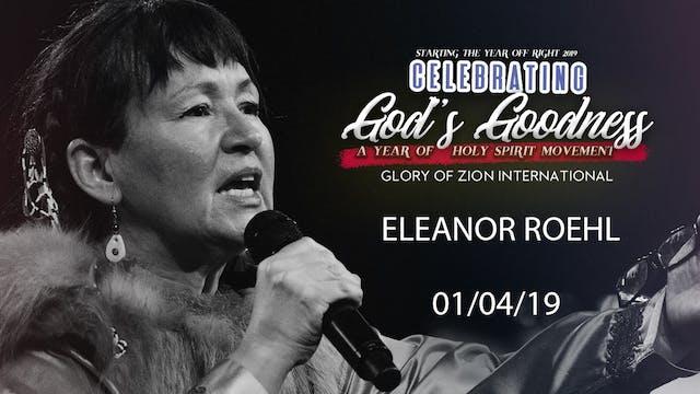 Eleanor Roehl