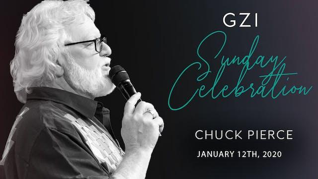 Celebration Service (01/12) - Chuck P...
