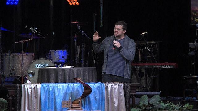Blake Healy - Passover 2018