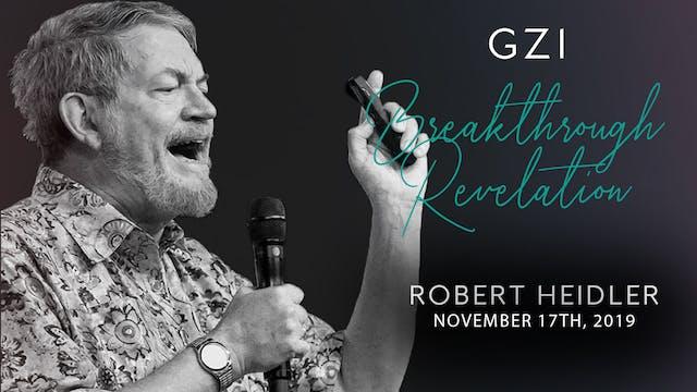 Breakthrough Revelation (11/17) - Rob...