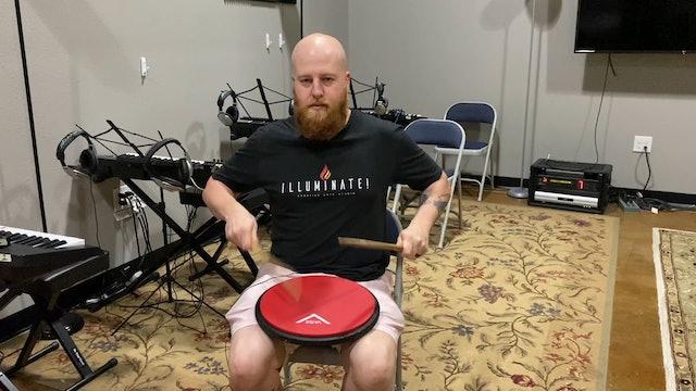 Drum Skills - Triplets