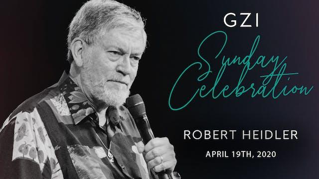Celebration Service (4/19) - Robert H...