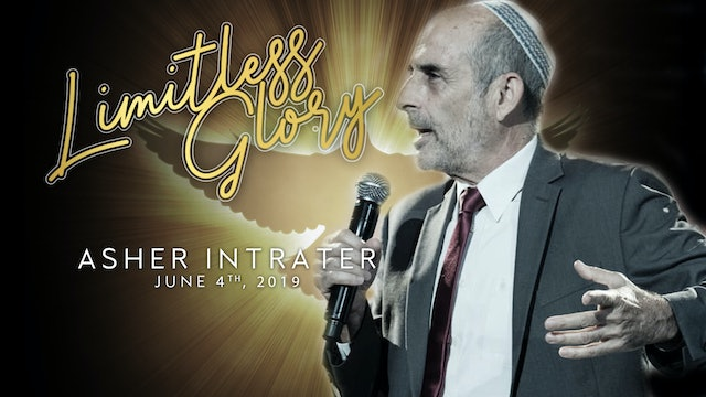 GOZ Jerusalem - Limitless Glory (6/04) - Asher Intrater