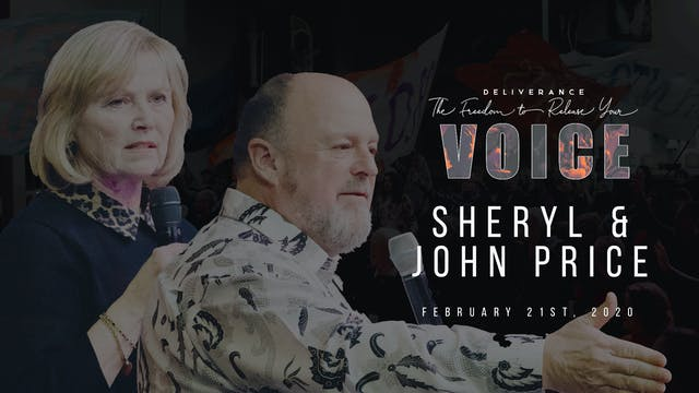 Release Your Voice - John & Sheryl Pr...