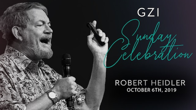 Celebration Service (10/06) - Robert Heidler