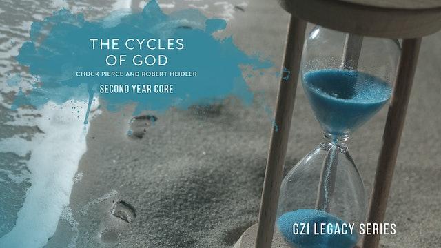 05 - Chuck Pierce - A Season to Come Full Circle, Break Forth and Advance