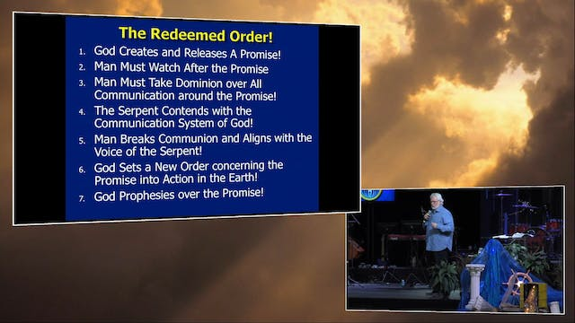 The Redeemed Order