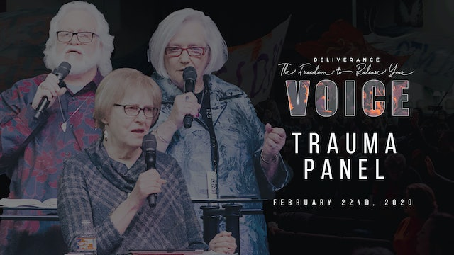Release Your Voice - Trauma Panel (02/22)