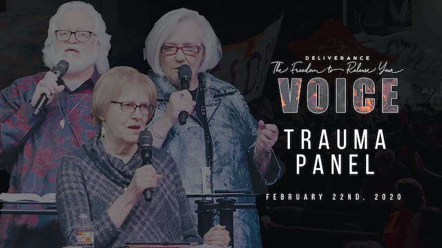 Release Your Voice - Trauma Panel (02...